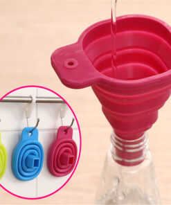 Foldable Pouring Funnel
