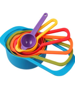 Nested Measuring Cups and Spoons