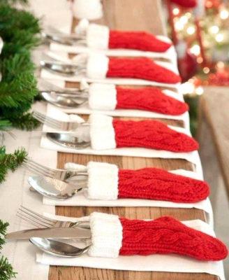 Christmas Cutlery Holders Australia