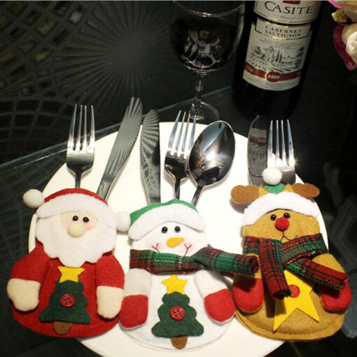 Christmas Cutlery Holders Australia